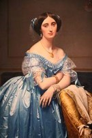 Private Tour Metropolitan Museum of Art. Ingres Princesse de Broglie.
